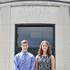 140604 RoyhartJOED VIERA/STAFF PHOTOGRAPHER-Middleport , NY-Evan Conley and Courtney Van Buren. June 4, 2014.