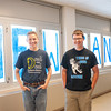 140604 Newfane JOED VIERA/STAFF PHOTOGRAPHER-Newfane, NY- Johnarley Wyman and Daniel Gysbers. June 4, 2014.