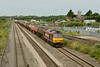 25 June 2014 :: The more traditional view at Severn Tunnel Junction of 60065 with 6B13