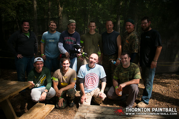 Brandon's Bachelor Party, Ian's Birthday Party, Kyles Sharp Shooters - 6/28/2014 2:13 PM