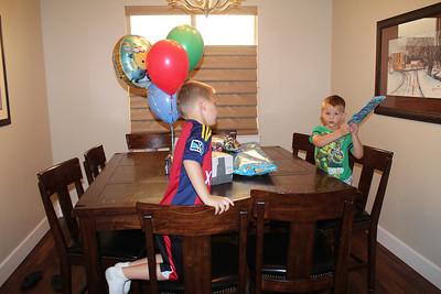 Dustin's 39th Birthday