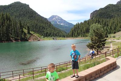 Tom and Berta Visit Utah