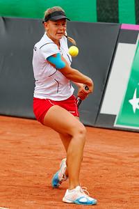 01.08 Dalma Galfi - Team Hungary - Junior fed cup final round girls 16 years 2014_01.08