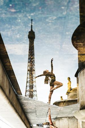Kasey in Paris