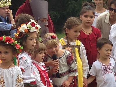 Kid's Play - St. Vladimir