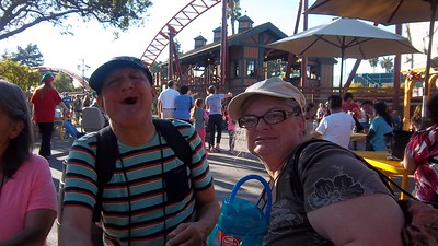 Knott's Berry Farm Thanksgiving #1504