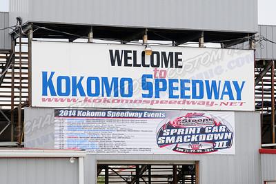 Kokomo Speedway May 4 Sprints