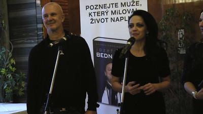 Křest knihy Jozev Bednarik - Lucie Bílá 720p
