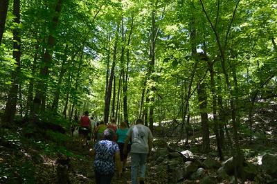 LHF National Trails Day Group Hike 2014