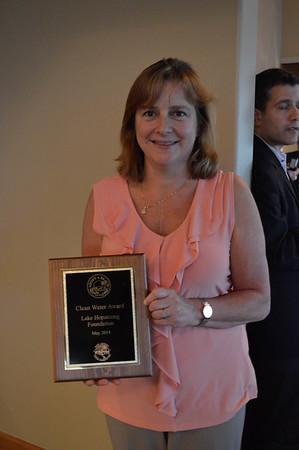 LHF at NJ Clean Communities Award Ceremony - May 22, 2014