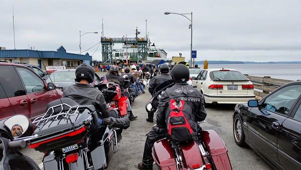 LOH Vashon Ride 2014