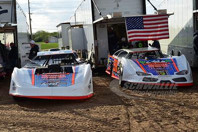91T Tony Toste and 91P Jason Papich