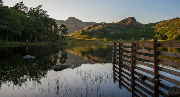 Lake District Day 1, part 2: Blea Tarn