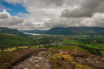 Lake District Day 3: Barrow, 06/08/2014