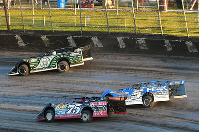 75 Terry Phillips, 5 Don O'Neal and 0 Scott Bloomquist