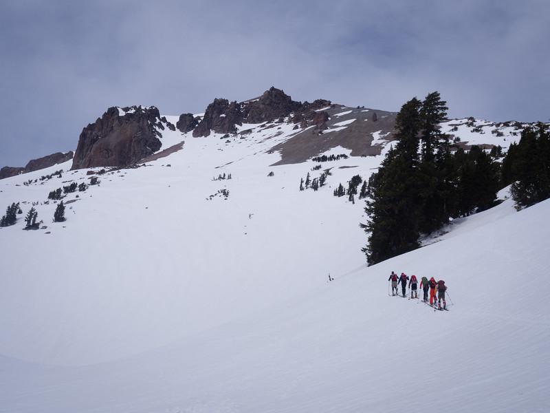 Another group, ascending
