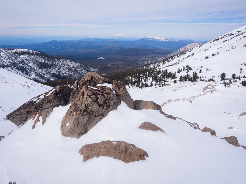 Northward toward Mt. Shasta