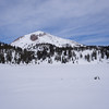 Helen Lake and Lassen Peak