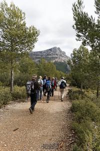 Descente sur Roques Hautes