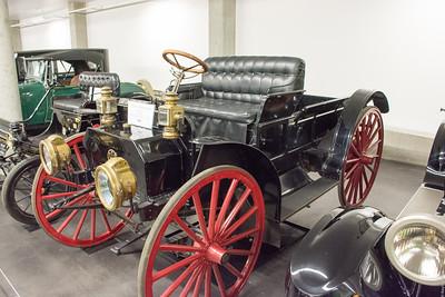 1907 International 'Model A' Farm Truck