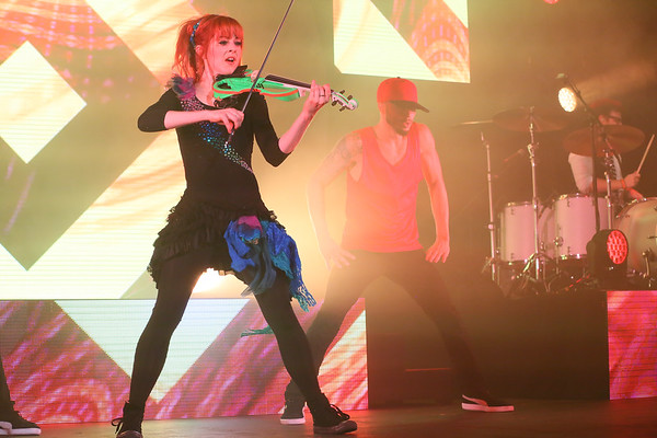 The Warfield with @LindseyStirling in San Francisco