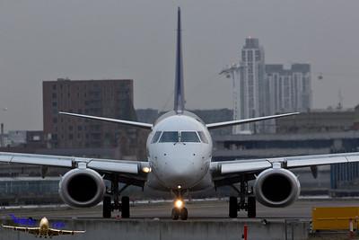 Embraer Emb 190 D-AECD Lufthansa Regional