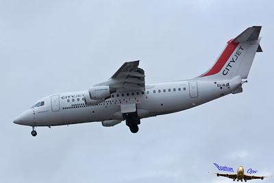 BAe 146 EI-RJA CityJet