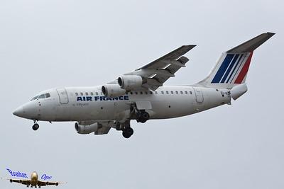 BAe 146 EI-RJI CityJet / Air France
