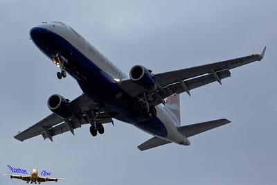 Embraer Emb 170 G-LCYG BA CityFlyer