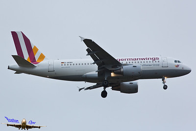 Airbus A.319 D-AKNV GermanWings