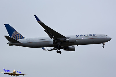 Boeing 767 N671UA United Airlines