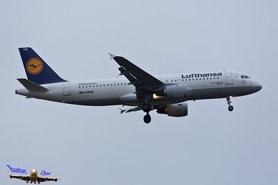 Airbus A.320 D-AIPW Lufthansa