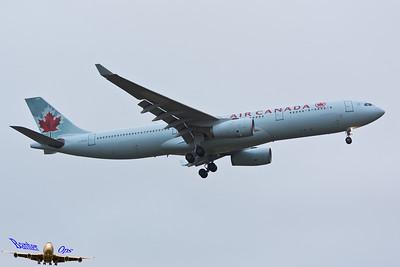 Airbus A.330 C-GFUR Air Canada