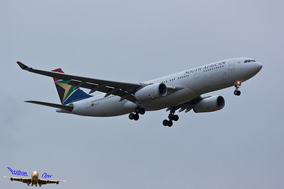Airbus A.330 ZS-SXY South African Airways