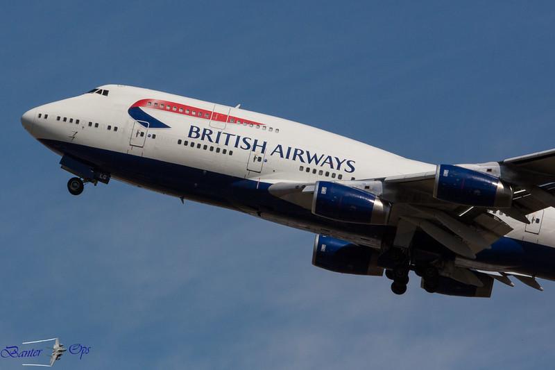 G-BNLG 290714 Heathrow