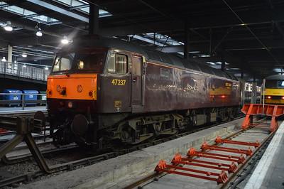 West Coast Rail 47237 at Euston.