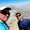 Rick & Ryan on Lone Pine Peak summit