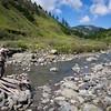 Cooskie Creek crossing