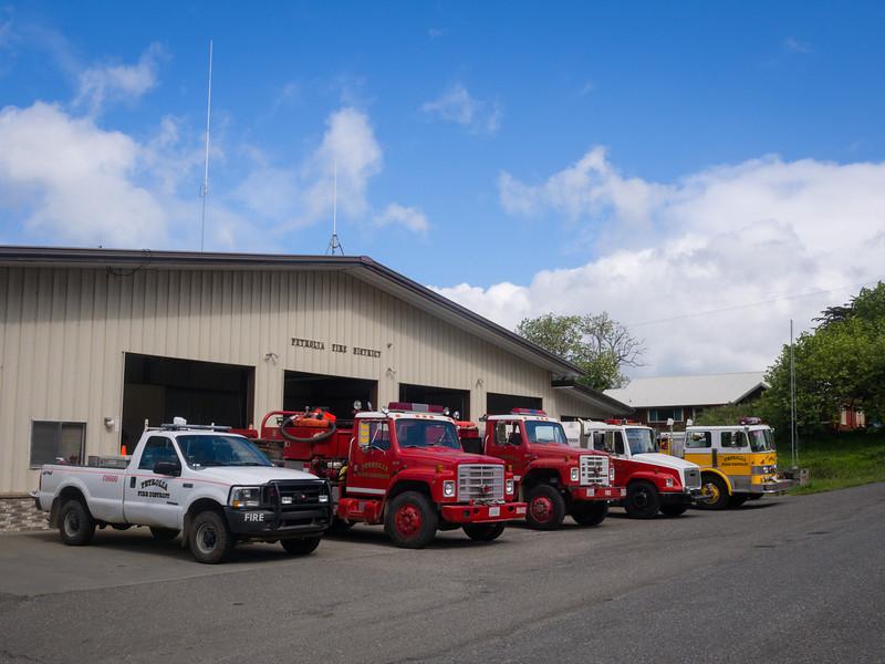 Petrolia Fire Department