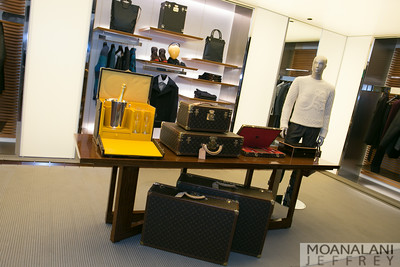Louis Vuitton Menswear Event