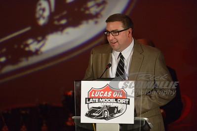 Dan Robinson from Lucas Oil Speedway