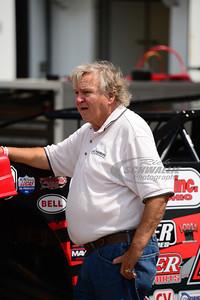 Eddie Carrier, Jr. car owner - Carl Grover