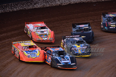 57J Bub McCool, 2 Brady Smith, 32 Chris Simpson and 6 Travis Dickes