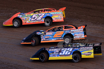 32 Chris Simpson, 2 Brady Smith and 57J Bub McCool