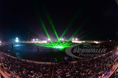 Light Show @ Lucas Oil Speedway