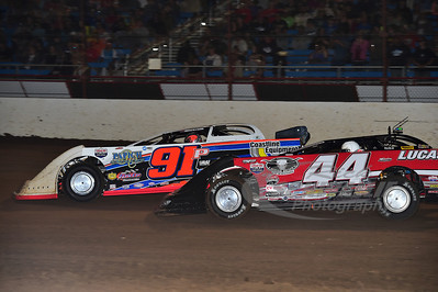 44 Earl Pearson, Jr. and 91P Jason Papich
