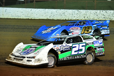 25 Chad Simpson and 19R Ryan Gustin