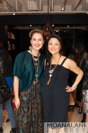 Lulu Frost Trunk Show at Catherine Kwong Design