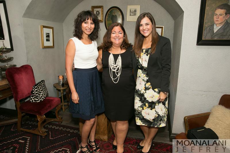 1606 Maria Zaragoza, Kelly Stucker, Brittany Watson