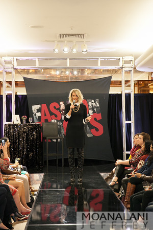 Macy's Palo Alto Fashion Rocks event